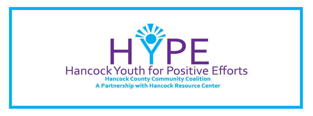 Hancock Community Coalition- HYPE